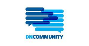 Democratic national community logo